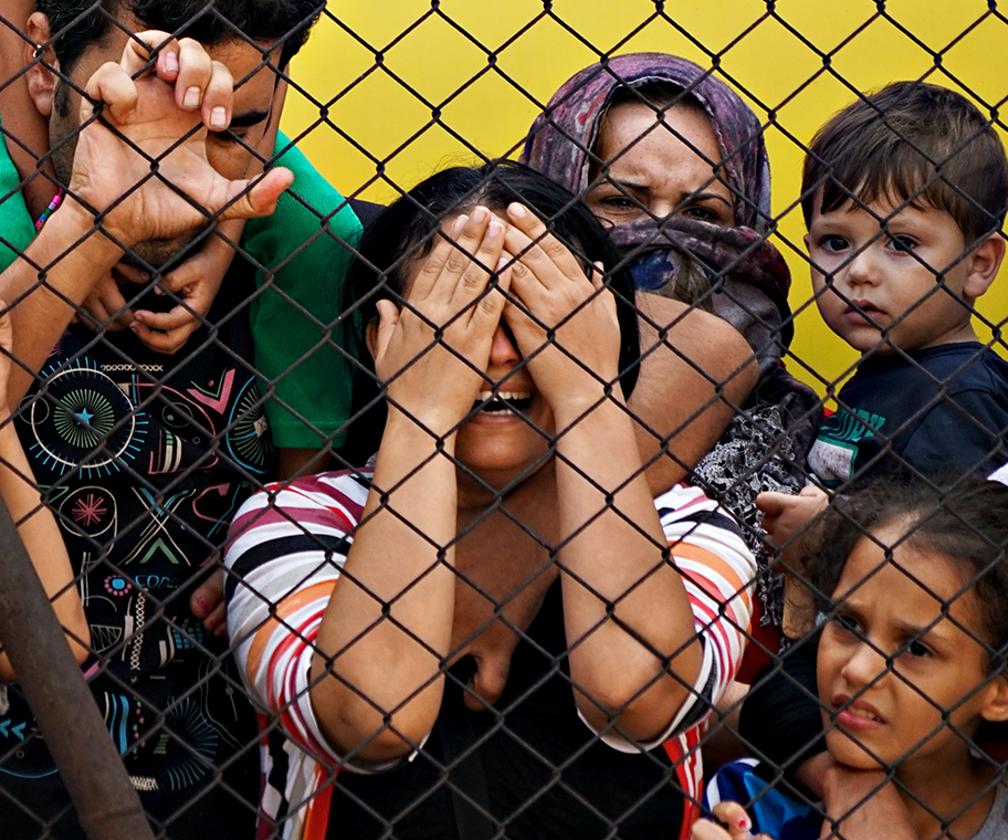 Migrantes y Refugiados