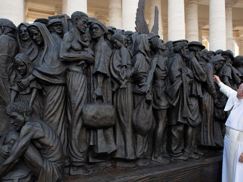 """""""Angels Unawares"""". Il ne s'agit pas seulement de migrants."""