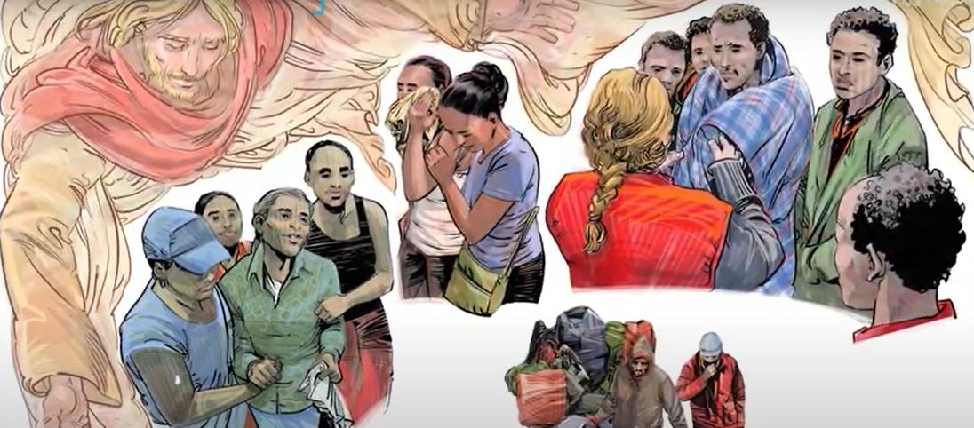 Nouvelle Vidéo JMMR2020: le Pape François nous invite à «partager pour grandir»