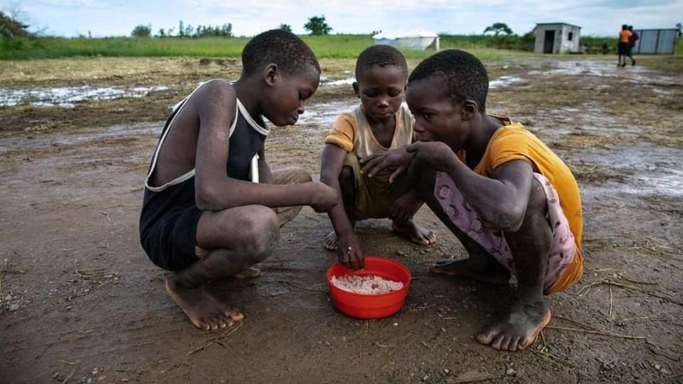 Bulletin post-COVID: Crise alimentaire et déplacement