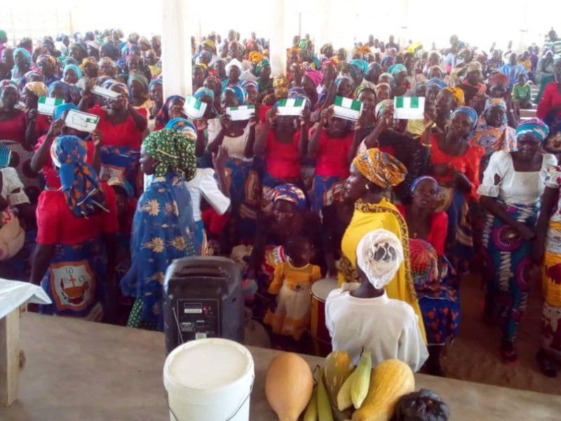 107e Journée mondiale du migrant et du réfugié à Maroua-Mokolo (Cameroun)