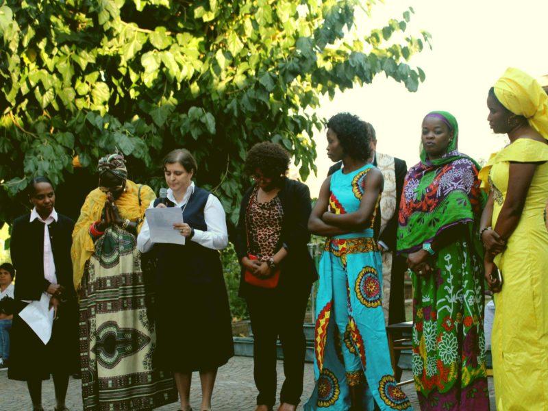 Missionarie Scalabriniane, due case di accoglienza per donne rifugiate vulnerabili e con bambini