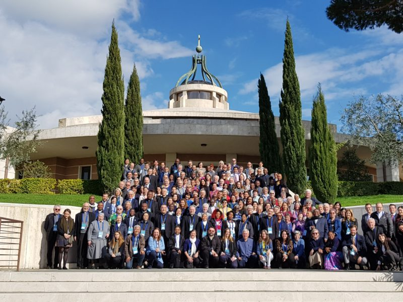 Il Papa incontra i partecipanti della Conferenza sulla Tratta di Persone