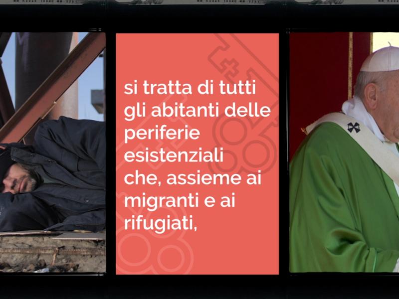 Giornata Mondiale del Migrante e del Rifugiato: le parole di Papa Francesco