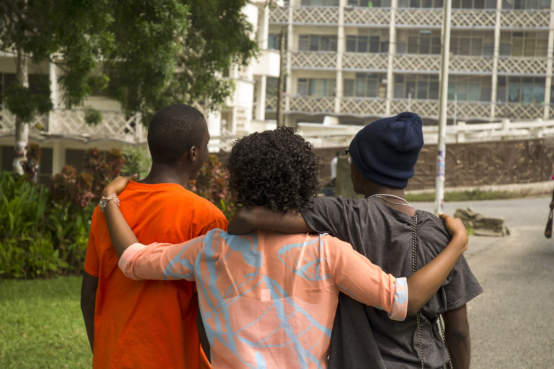 Jovens Migrantes