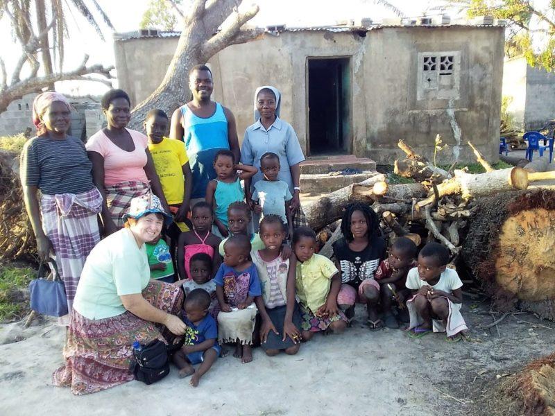 Moçambique. Apoiando os desalojados dos Ciclones IDAI e Kennedy: Sofrimento e Esperança
