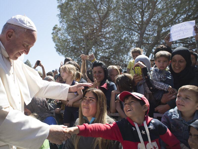 """Nova mensagem do Papa Francisco: """"Forçados como Jesus Cristo a fugir"""""""