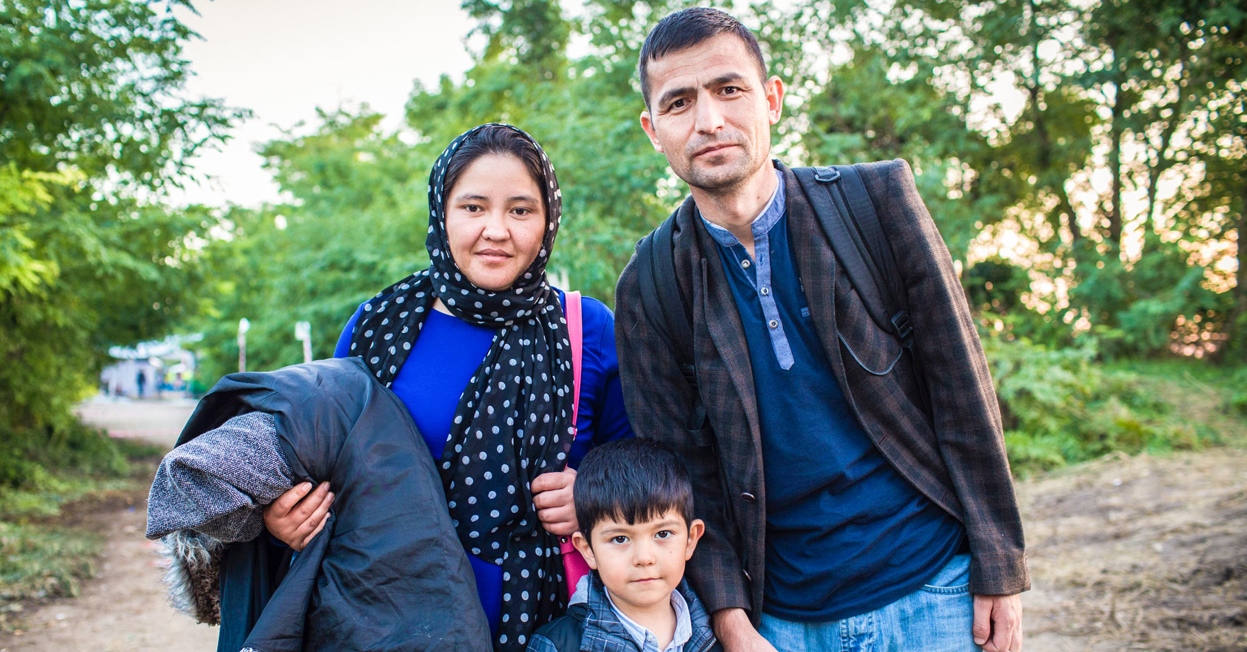 family of migrants Migrants & Refugees Section