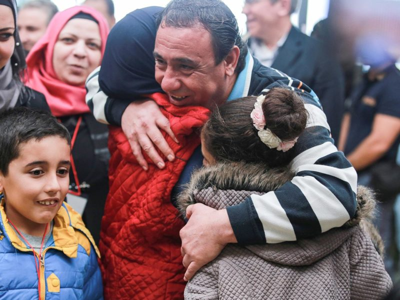 Refugees: An opportunity to grow together - Joint ecumenical statement for World Refugee Day 2017