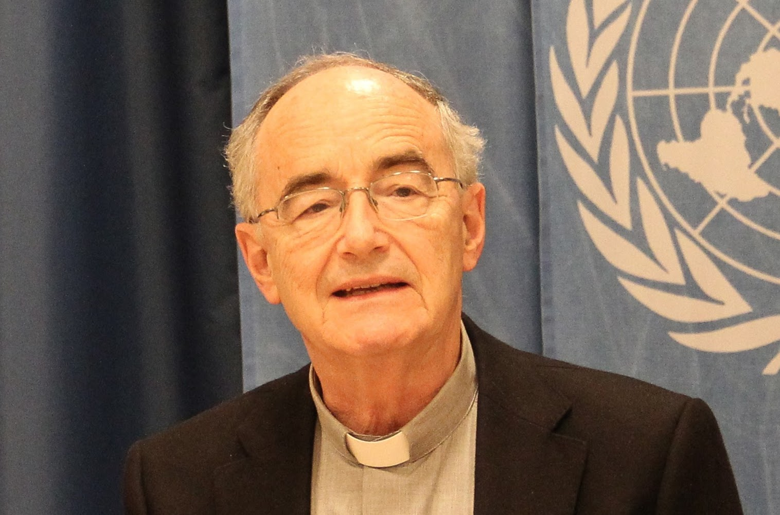 michael czerny at the un Migrants and Refugees