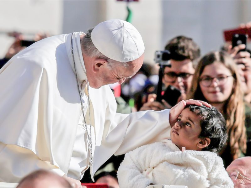 New Message of the Holy Father for World Day of Peace. In the heart of Pope Francis are migrants and refugees