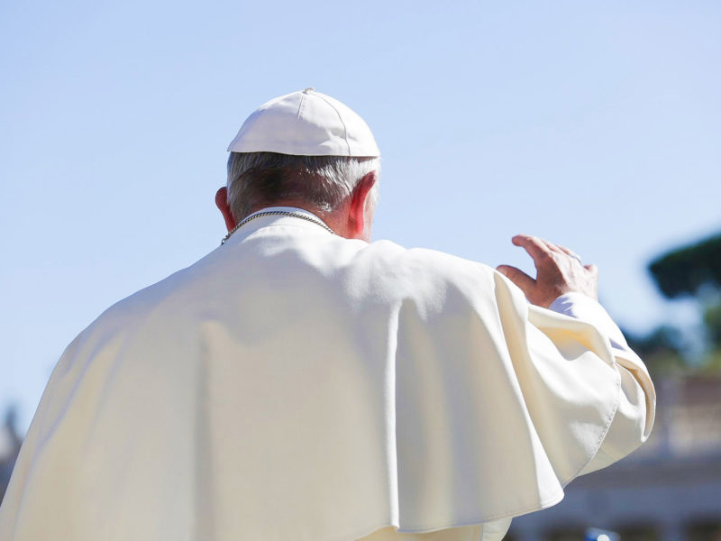 On World Day for Peace, Pope urges to keep hope alive