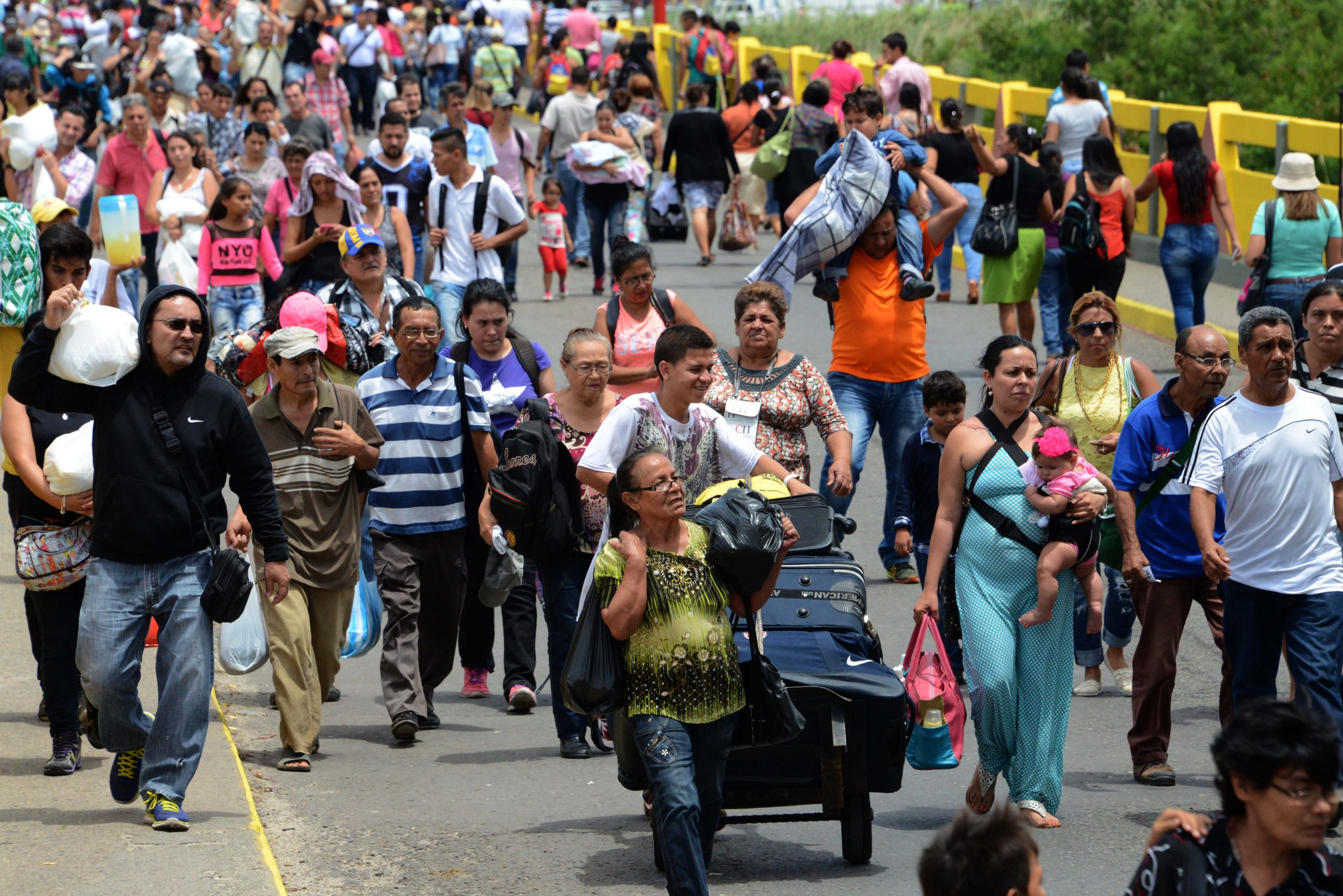 migrating Migrants and Refugees