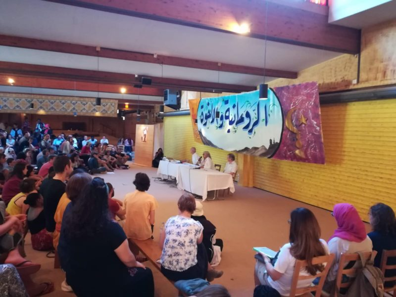 Taizé: Doing dialogue amongst faiths