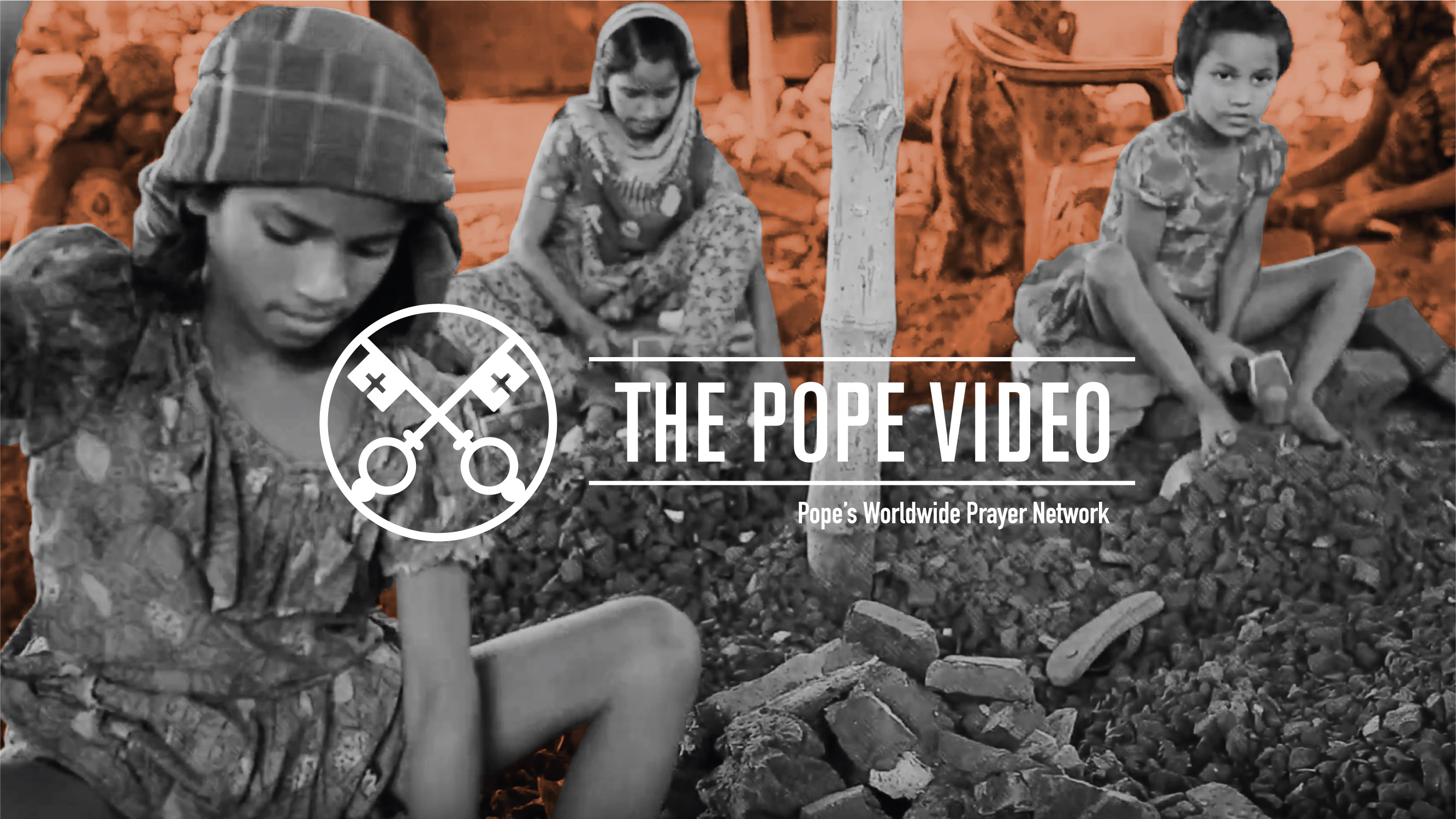 the pope video human trafficking Migrants and Refugees