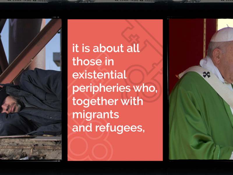 World Day of Migrants and Refugees: Pope Francis' words