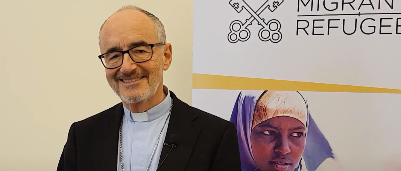 Cardinale Czerny: IDPs can be a positive force of change