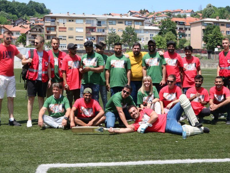 World refugee Day Caritas Bosnia and Herzegovina marked in Tuzla and Sarajevo