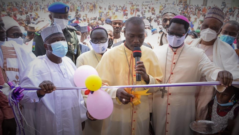 Nigeria: Yola Diocese Estate Project for Resettlement of Internally Displaced Persons