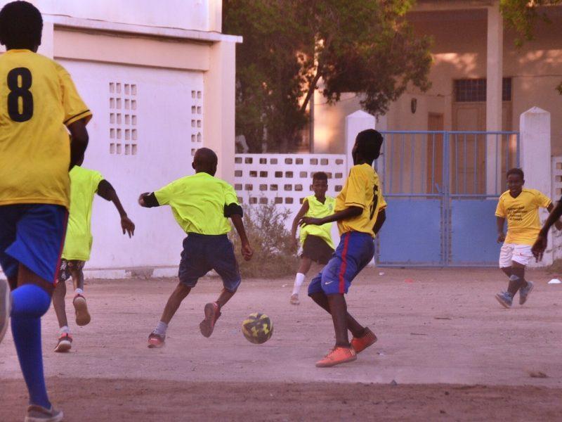 DJIBOUTI - CARITAS supports Migrant Street Children